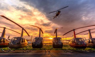 Что нужно для аренды вертолета в Польше
