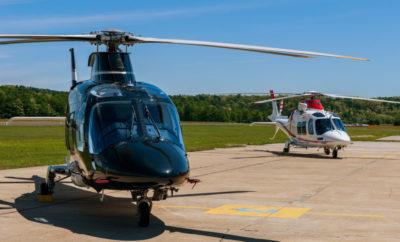 Аренда вертолета в России